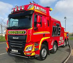 MTS Recovery & Repairs Ltd Toys For Boys, Boy Toys, Volvo Trucks, Tow Truck, Recovery, Vehicles, Rat Rods, Camper, Amy