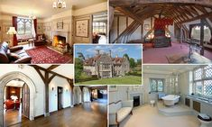 The King's mansion: Inside the £5.5million priory owned by Henry VIII