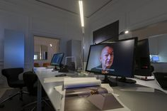 Milan Design Week 2013: Office for Living / Jean Nouvel