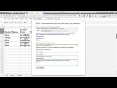 Doctopus 4.0 Walkthrough - YouTube. Google script made for teachers. Share files with students via Drive.