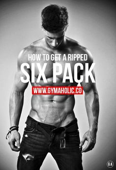 Abs Workout To Get A Six PackAbs are loved from men and women. Men think that getting a six pack abs is impossible. But fortunately it is possible with good nutrition and dedication. Let's put emphasis on nutrition!
