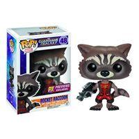 Show details for Guardians of the Galaxy Rocket Raccoon Ravagers Pop! Vinyl Bobble Figure - Previews Exclusive £16.99