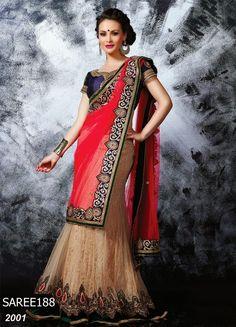 Fabboom New Yellow Designer Georgette Saree|Lehenga Choli|Ethnic Wear Beautiful