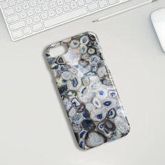 Rock Countertop Stone Phone back hard protective cover case