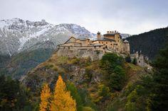 Où ? A Château-Ville-Vieille, dans les Hautes-Alpes.