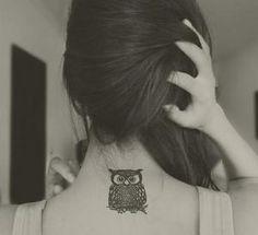 tatuaje lechuza blanca - Buscar con Google