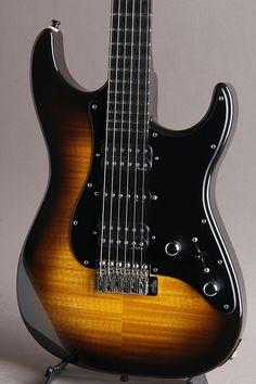 Marchione Guitars(マルキオーネ ギターズ) Vintage Tremolo Drop Top HSH Sunburst 2012-2013
