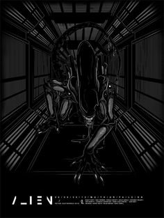 """Alien"" by Peter Gutierrez"