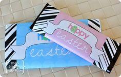 Candy Bar Wrapper printable.