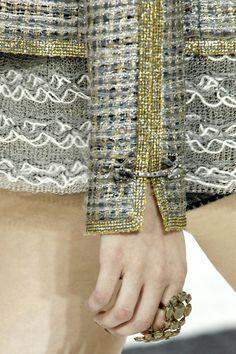 Chanel details make the design