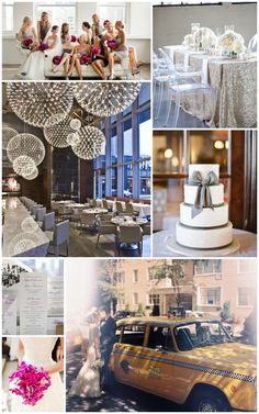 New York City Wedding Inspiration