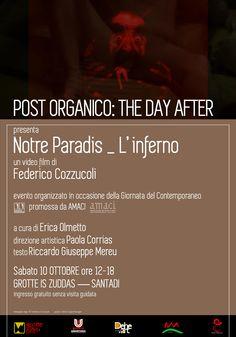 NOTRE PARADIS _ L'INFERNO Un video film di Federico Cozzucoli | Cagliari Art Magazine