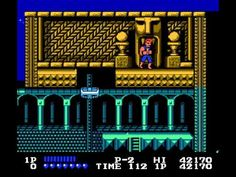 """""""Double Dragon"""" by Tradewest for the Nintendo Entertainment System #NES - Playthrough by Old Classic Retro Gaming"""