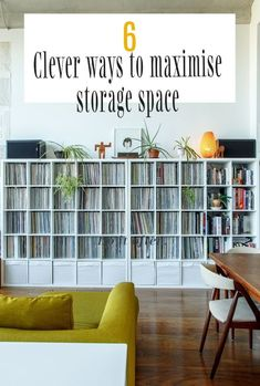 When it comes to property, homeowners tend to have one thing in common: the need for more storage space. No matter what size your home is, there's a good chance you've despaired about limited storage space at one time or another. Here are some brilliant hacks to help you find ways to maximise storage space and reduce the clutter in your home for a more minimlaist vibe. #storage #minimlaism #declutter #maximisespace #interiors Kitchen And Bath Design, Clutter Free Home, Best Insulation, Beautiful Space, Beautiful Homes, Interior Decorating, Interior Design, Declutter Your Home, Large Homes