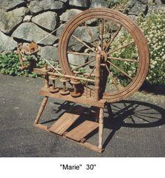 Watson Wheels Marie 30 inch spinning wheel