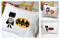 Custom Hero Minky Pillow with Insert !!! 51% off at Groopdealz