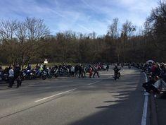 Ein wunderschöner Frühlingstag am Glemseck auf der Soletude Rennstrecke | Harley Dirk Bieder Blog