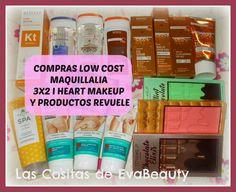 Hola amores!!! Compras low cost en Maquillalia que os pueden interesar!!!!!! Os espero en el blog. Besotes. #lascositasdeevabeauty #compras #haul #lowcost #belleza #beauty #cosmetica #makeup #maquillaje #blog #blogger #beautyaddict #beautybloggers #beautyblog #bloggerespaña #bloggerbelleza #Maquillalia #Revuele #Kallos #IHeartMakeup