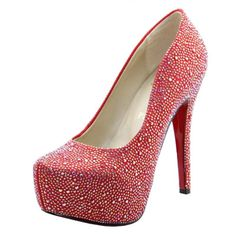 Christian Louis Vuitton Red Bottoms   red bottom shoes louis vuitton daffodile rhinestone pumps red