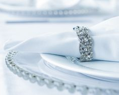 Napkin Rings Napkin Rings, Beautiful Things, Napkins, Wedding Rings, Engagement Rings, Jewelry, Enagement Rings, Jewlery, Towels