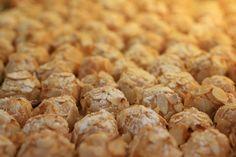 Almond Macaroons – sugar free