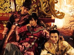 MBC has done a good job promoting Empress Ki prior to its airing and continues to keep up the pace as the drama heads towards wrapping up the first third of its long run. Jin Yi Han, Chill, Funny Google Searches, Ha Ji Won, Kdrama Actors, Korean Traditional, Korean Entertainment, Koalas, Kdrama