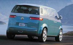VW electric minibus