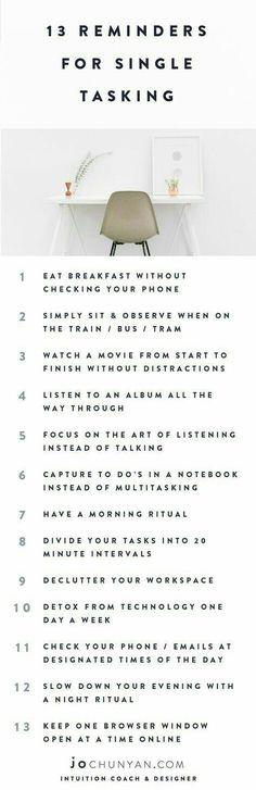 Goals, time management