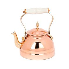 Copper Teakettle now featured on Fab.