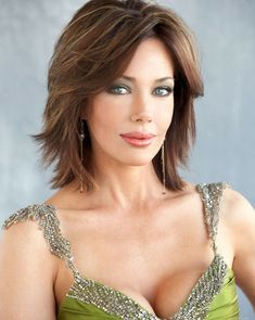 Hunter Tylo Medium Haircuts