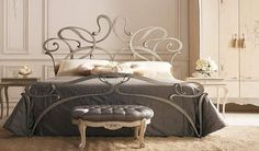 Luxury Designs For Beds Made Of Metal
