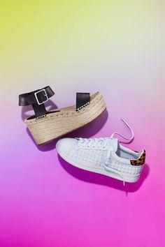 shoes on Pinterest   Platform Pumps, Peep Toe Platform and Stuart ...