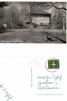 1958 Krommenie Agathe Park