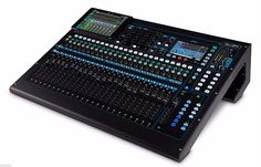 Allen & Heath QU-24 14-Channel Digital Mixer | Reverb