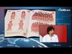 Transexualitateaz mintzo Egunon Euskadi saioan - YouTube