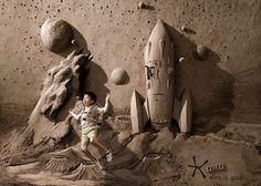 Le making-of de la campagne «Dirt is good» de OMO