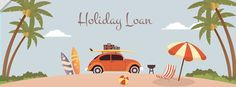 If you are planning holidays in abroad and do not have sufficient funds in pocket, holiday #loans seem to be a perfect alternative to get desired funds. Bad Credit History offers these loans without charging upfront fees.   #investment   #money   #finance   #debt   #credit   Click here to get the exciting offers on the loans: - http://www.badcreditshistory.uk