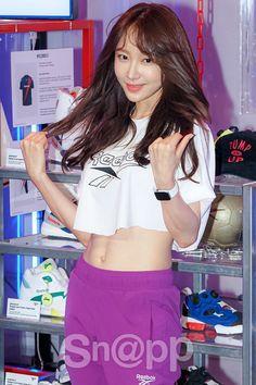 Ahn Hani, Navel, Loki, Oriental, Idol, Gallery, Girls, Women, Fashion