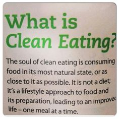 Clean eating Fit, Cleanses, Clean Eating, Diet, Whole Foods, Eat Clean, Cleaning Eating, Healthy Life, 960960 Pixel