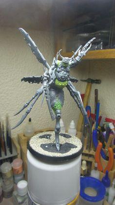 AOS Nurgle Demon Prince