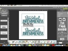 MDS Tip- Omitting with the Color Tool My Digital Studio, Stampin' Up! Digital Scrapbooking
