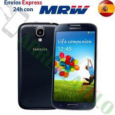 SAMSUNG GALAXY S4 i9505 4G LTE ORIGINAL 16GB AZUL SMARTPHONE LIBRE NUEVO OUTLET | Móviles y telefonía, Móviles libres | eBay!