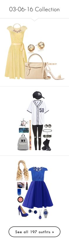 """""""03-06-16 Collection"""" by bkgbloger ❤ liked on Polyvore featuring ABS by Allen Schwartz, Kaliko, Foley + Corinna, Daniele Michetti, Topshop, H&M, Converse, Louisville Slugger, Joshua's and country"""