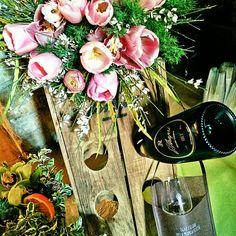 #tulipani e #bollicine