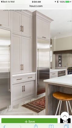 Kitchen Of The Week: Modern And Traditional Elements Mix In Minneapolis