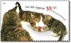 Postage stamp - Germany, 2004