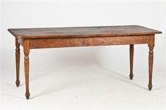 Virginia Pine Farm Table