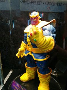 SDCC 2015: Gentle Giant Booth - Comic Vine