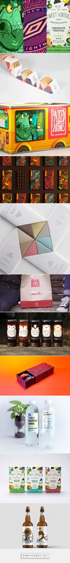 Don't miss the TOP 10 packaging projects for the month of April! http://www.packagingoftheworld.com/2017/05/packaging-you-shouldnt-miss-in-april.html