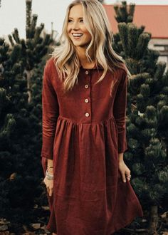 Over 100 glamorous winter outfits to wear now . - Over 100 glamorous winter outfits to wear now …, # glamorous - Dressy Dresses, Modest Dresses, Nice Dresses, Dresses With Sleeves, Dress Casual, Modest Outfits, Fall Dresses, Simple Dresses, Winter Chic